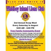 Whidbey Island Lions Club Swap Meet