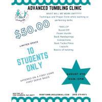 Advanced Tumbling Clinic