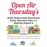 Open Air Thursdays