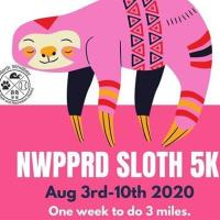 NWPPRD Sloth 5K