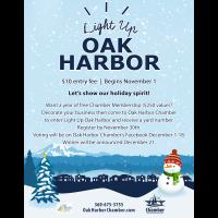 Register for Light Up Oak Harbor