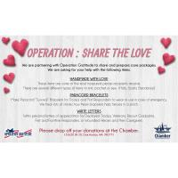 Operation: Share the Love