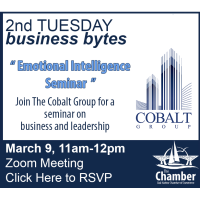 """2nd Tuesday Business Bytes- """"Why Emotional Intelligence Matters"""""""