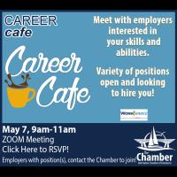 Career Café Virtual Job Fair