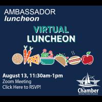 Zoom-Ambassador Luncheon