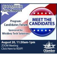 Zoom-Chamber Luncheon