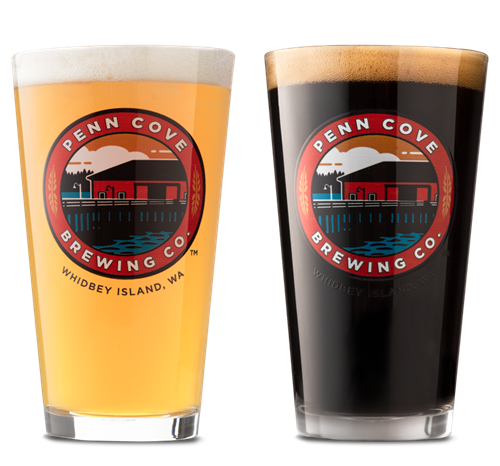 Penn Cove Brewing Co. Ales