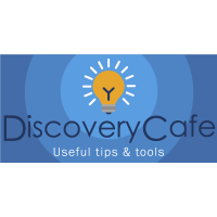 "Discovery Cafe- ""Making Quick Work of Big Data to Answer Your Burning Questions"""