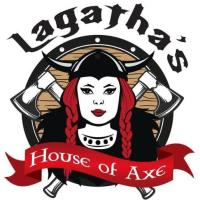 Sip & Paint at Lagatha's House of Axe