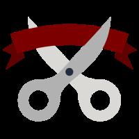 Ribbon Cutting at Folk AF