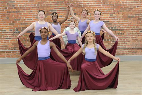 9-11 Ballet