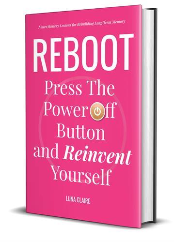 Reboot is my Current Book on Barnes & Nobel