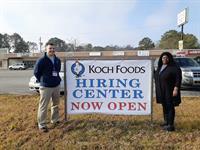 Koch Foods  Opens Offsite Hiring Center in Glencoe
