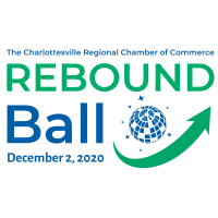 The Rebound Ball hosted by the Charlottesville Regional Chamber of Commerce