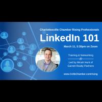 Rising Professionals - LinkedIn 101 Training & Networking