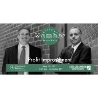 Member Monday: Profit Improvement