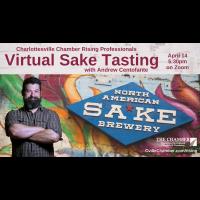 Rising Professionals Virtual Sake Tasting