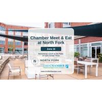 Chamber Meet & Eat at North Fork - A UVA Discovery Park