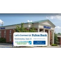 Let's Connect @ Fulton Bank