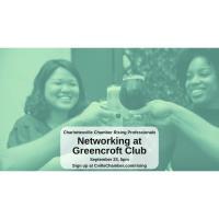Rising Professionals Networking at Greencroft Club