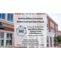 Chamber North - DAC Office Ribbon Cutting & Open House