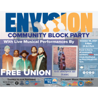 Chamber Meetup at Envision Community Block Party
