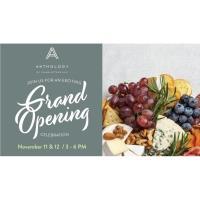 Anthology of Charlottesville Grand Opening Celebration