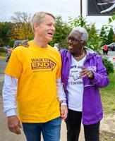 Team Brannock is Top Team in Walk to End Alzheimer's 2020