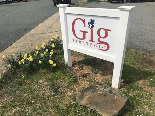 Gig Strategic Signage