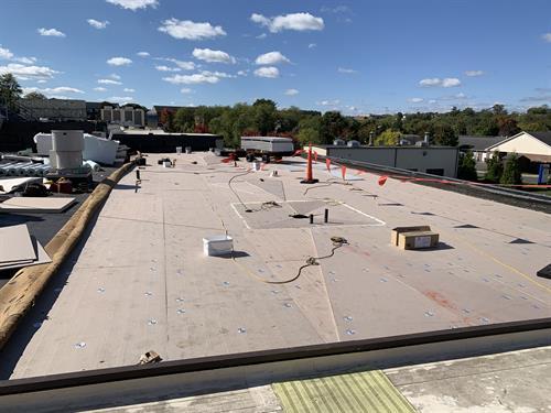 Shenandoah Memoria Hospital - Roof Replacement