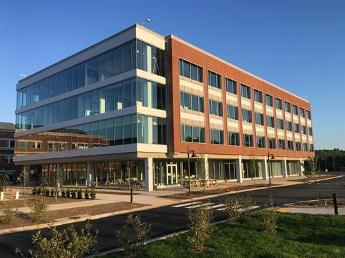 UVA Research Park, Town Center IV - Home of the Biocomplexity Institute & Initiative