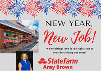 State Farm Insurance - Amy Brown