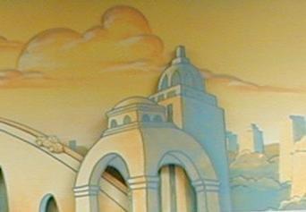 Park Mural Detail