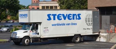 Contact Rollins, an agent of Stevens Van Lines, for your next office move!