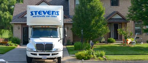 Rollins offers residential moving services, including packing and storage.