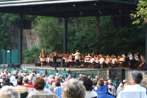 Symphony at the Summer Arts Festival