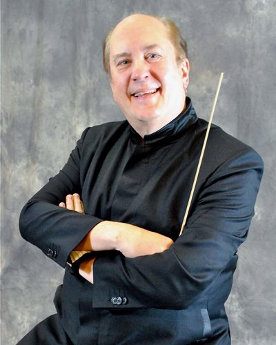 Music Director Peter Stafford Wilson