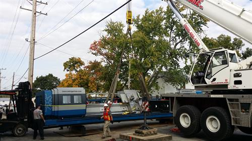 wagner crane rigging and machinery transport transportation crane service about. Black Bedroom Furniture Sets. Home Design Ideas