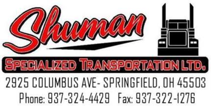 Shuman Specialized Transportation Ltd.