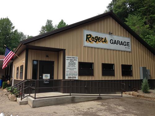 Rogers' Garage