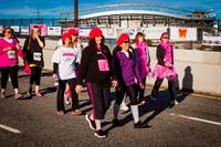 Race for the Cure @ Pepsi Center, Downtown Denver