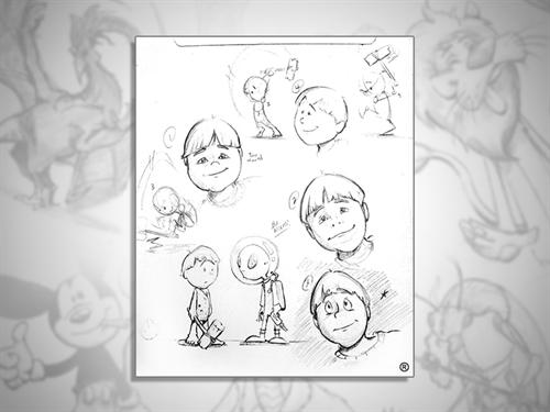 Custom Cartoon (Dibujo Animado Personalizado)