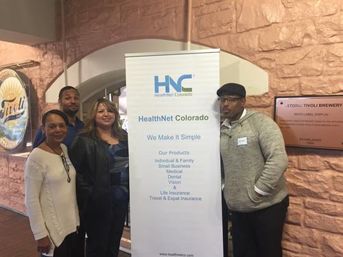 HNC at Metro State University Student Center