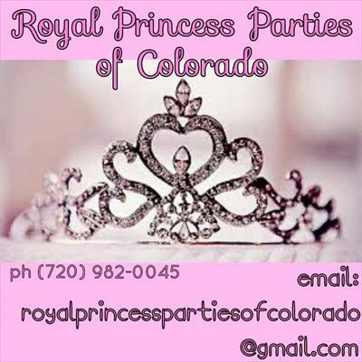 Royal Princess Parties of Colorado
