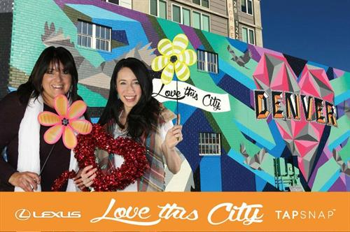 TapSnap was at the Lexus Love This City Event to Kick-off Denver Restaurant Week 2017