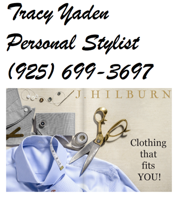 J.Hilburn Custom Men's Clothing and Living Quarters by Tracy
