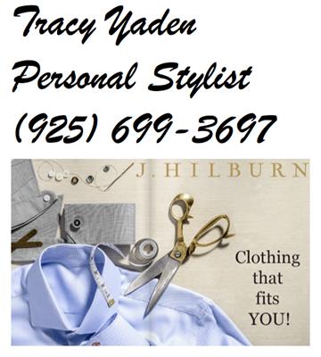 J.Hilburn Custom Men's Clothing and Living Quarters by Tracy