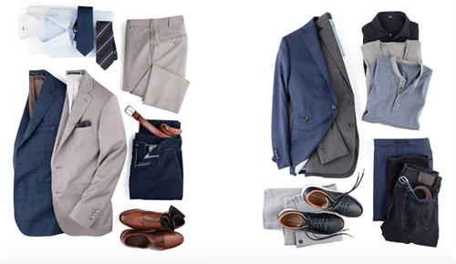 Business to casual, we have it all!