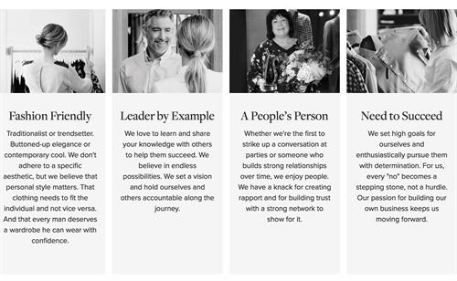 Become a JH Personal Stylist, join my team