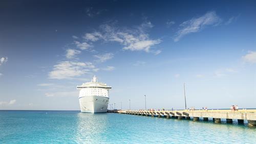 Cruise the world